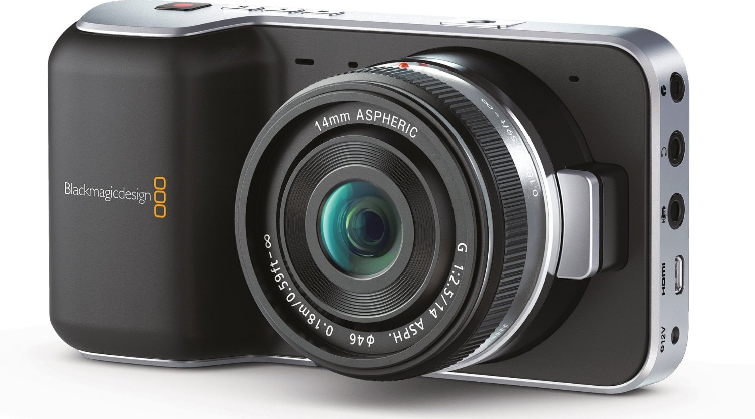 Blackmagic Pocket Cinema immagine
